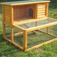 Rabbit hutch and housing