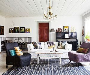Gorgeous Swedish Country Style | Home Decor News