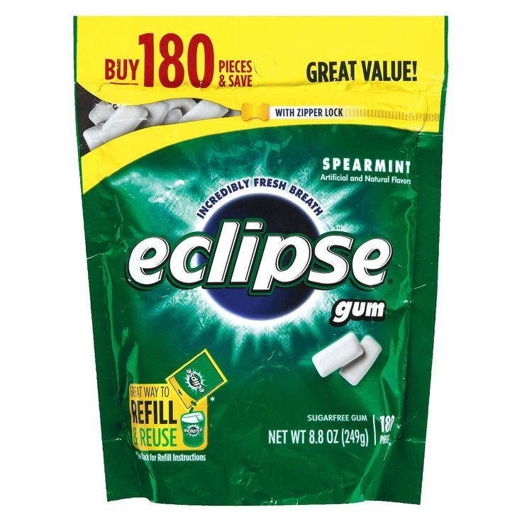 Eclipse Spearmint Sugar-Free Gum - 180ct