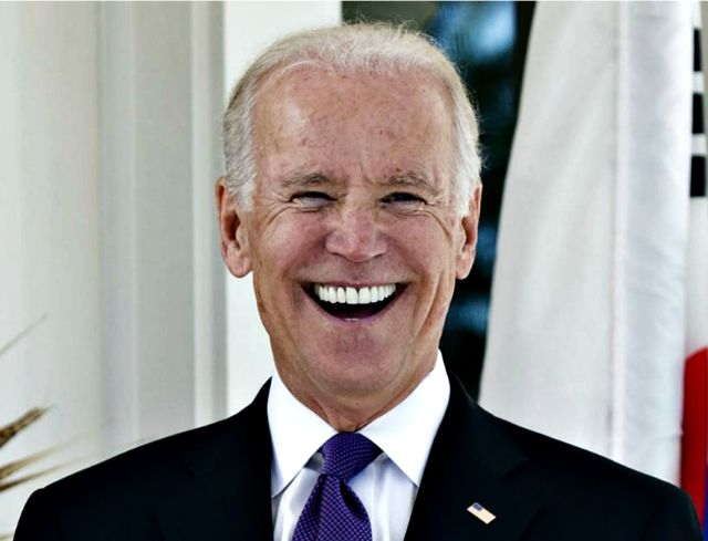Former Vice President Joe Biden's daughter said this week that she hopes her father runs for the presidency in 2020. If CREEPY JOE runs against Trump, Trump will definitely be a shoo-in!!! PLEASE democrats, pick either this doofus, or the inimitable Maxine (dirty) Waters.