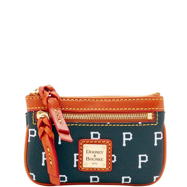 Dooney & Bourke | MLB Pirates Small Coin Case