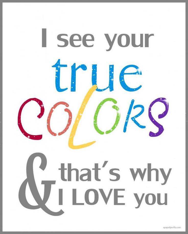 Love you, autism quote