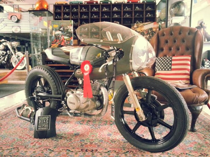 Yamaha SR special Cafe'Racer