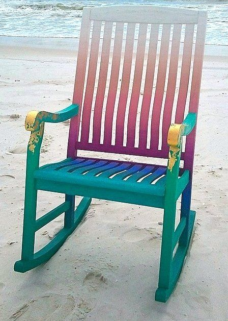 Chair Furniture best 25+ hand painted chairs ideas on pinterest | painted chairs