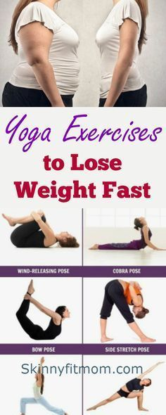 5 Best Yoga Exercises For Fast Weight Loss and Flat Belly