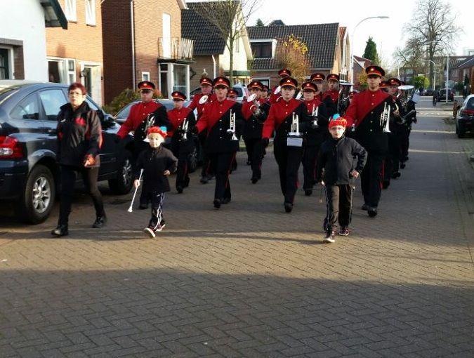 December 2014, Sinterklaasoptocht