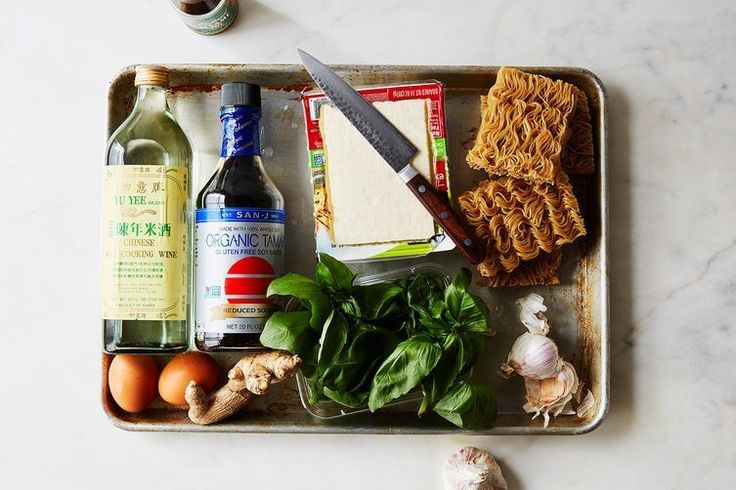 The ingredients that give you Taiwanese three-cup chicken—and much, much more