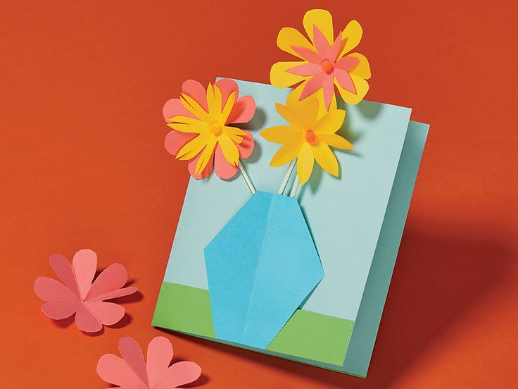 Crafts: Spring Cards | Scholastic.com