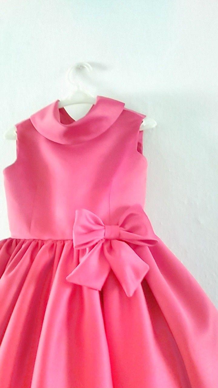 1136 best vestidos fiesta niñas images on Pinterest   Children dress ...