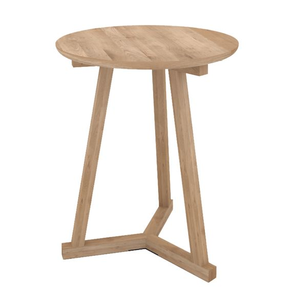 Ethnicraft Tripod Occasional Table