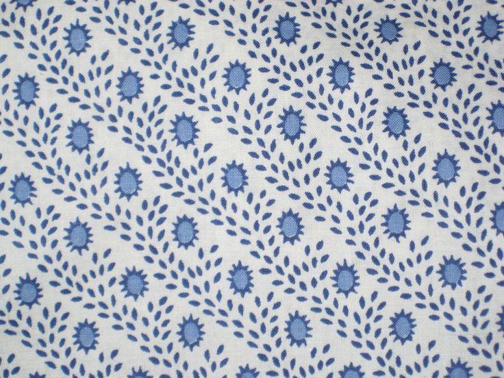 Vtg Souleiado Charles Demery Pierre Deux Fabric 865yd X
