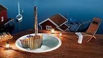 Bildresultat för badtunna på trädäck