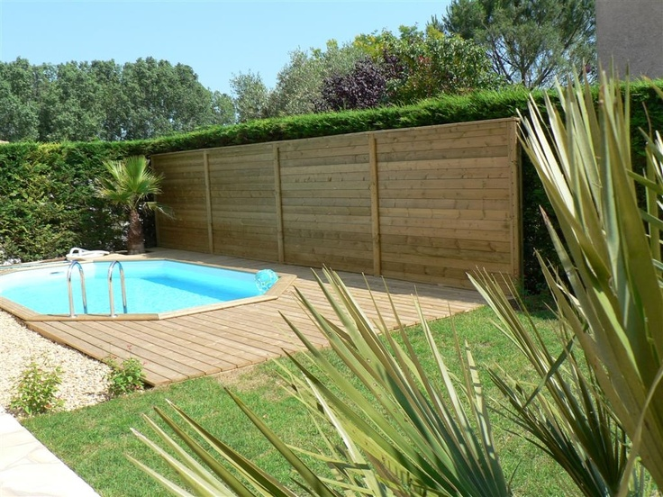 The 12 best images about acoustic fencing for gardens on for Garden pools uk