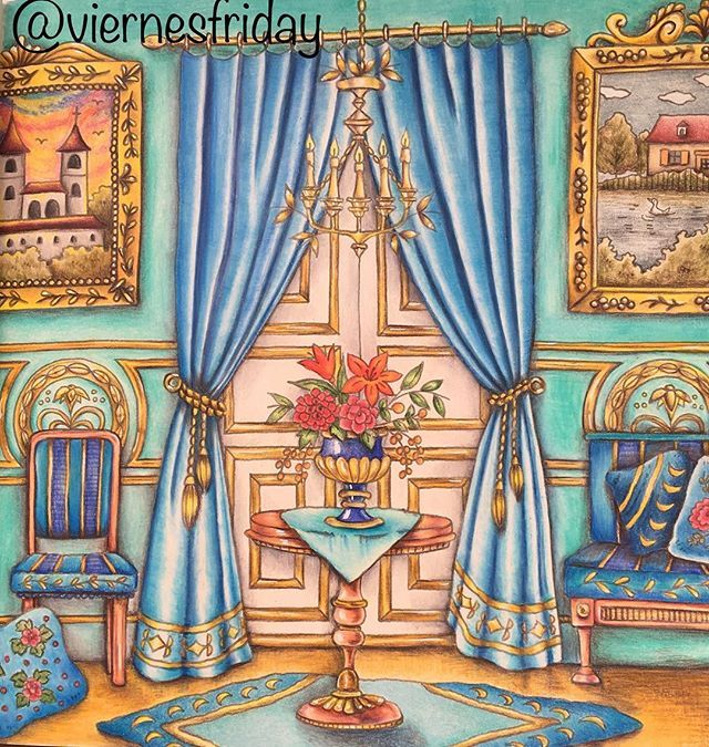 Eriy's Romantic County Book 1 - Office at Magleil Castle