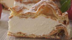 Торт Карпатка из заварного тесто. Готовится очень просто. Крем получается очень вкусный, напоминает мороженое. Одним словом, из совсем простого набора продуктов получается безумно вкусный торт!ИНГРЕДИ...