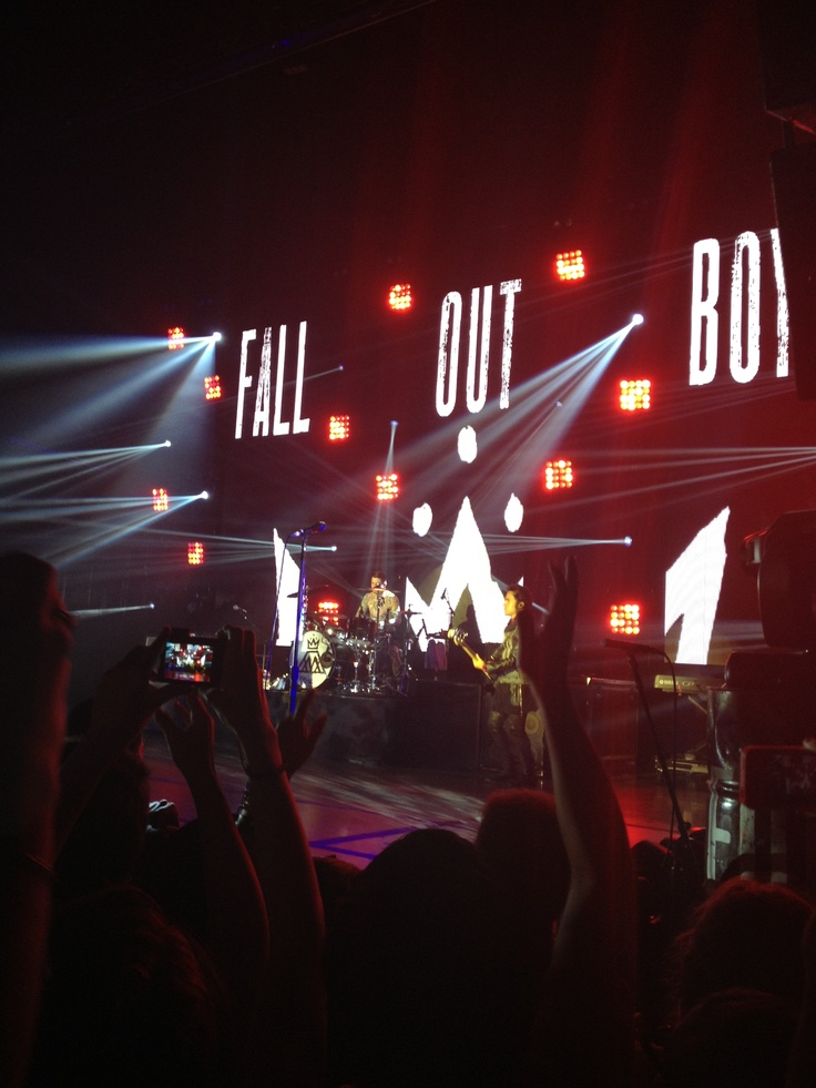 Fall Out Boy Save Rock And Roll Tour