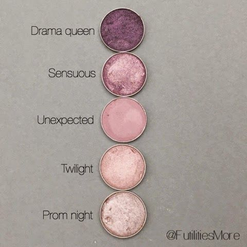 I love these shades but they question is what palette/brand are they from? Makeup geek I believe
