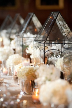 Love this! - Terrarium centerpieces - so wonderful! | CHECK OUT MORE