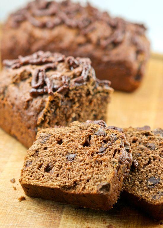 ... Chocolate chip banana bread, Oatmeal breakfast muffins and Oatmeal