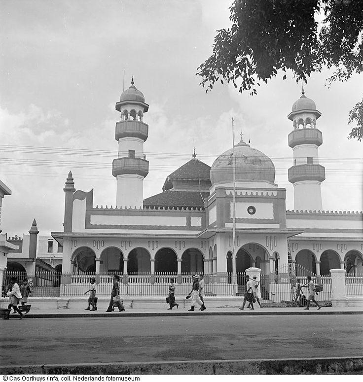 Masjid Jami, 1947