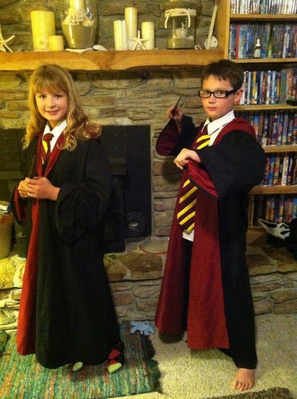 Harry Potter cloak, cape, pattern DIY