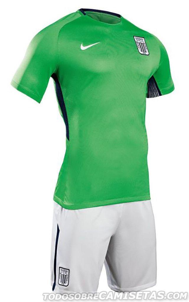 Uniforme alterno Nike de Alianza Lima 2018  7b7a25b0ea902