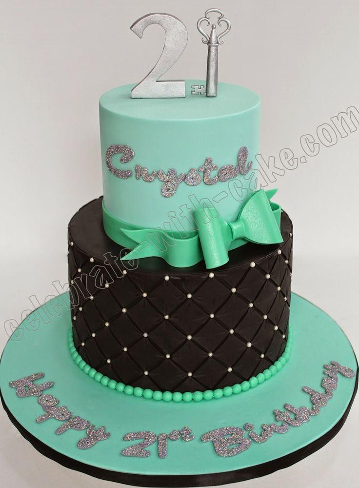 216 best Birthday Cakes for Ladies images on Pinterest Birthday