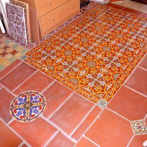 Spanish Tile Floors Designs