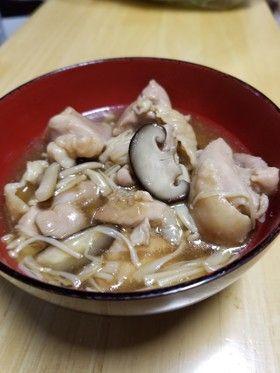 キノコと鶏肉の煮物 by うね子ちゃん 【クックパッド】 簡単おいしいみんなのレシピが279万品