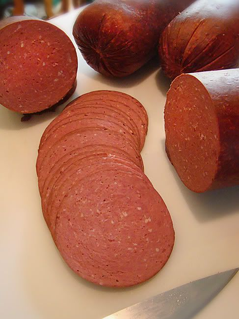 The Smoke Ring - how to make sweet lebanon bologna