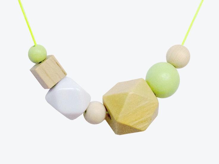 GEOMETRIC : Neon Yellow. €18,50, via Etsy.: Colour, Girls, Etsy Lieblinge, Feeling, Geometric Inspiration, Shape, 18 50, Neon Yellow