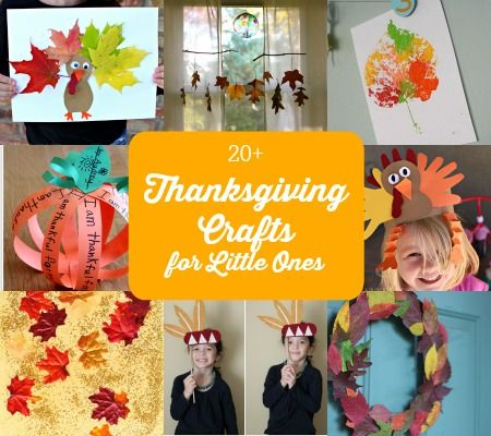 From leaf turkeys and pumpkin pie clay to thankful pumpkins and nature walk art, your little one will be set this Thanksgiving season!