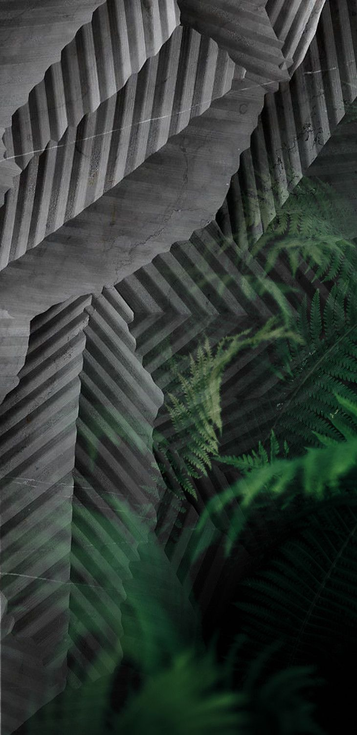 "A game of lights and shadows in a design strongly evoking the thick lush leaves of tropical rainforests, letting spaces brim with energy. Our ""tropico"" #marble #walltexture from the ""Le Pietre Incise"" collection"