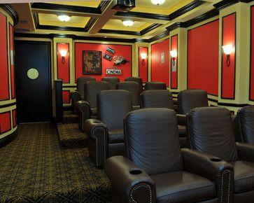 62 best Media Room images on Pinterest | Home theater design, Home ...