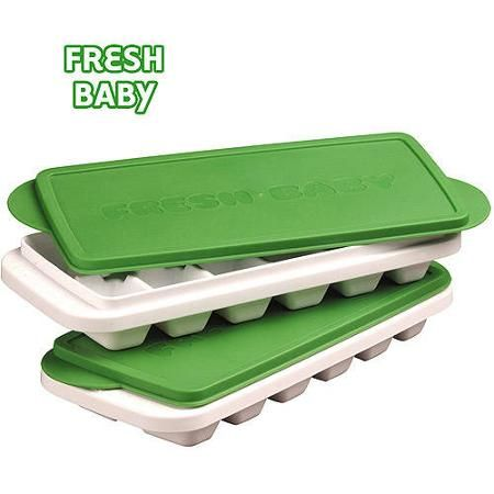 Baby Food Trays For Freezing Canada