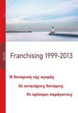 Ετήσια Έρευνα για την πορεία του Franchising στην Ελληνική αγορά κατά τη διετία 2012 - 2013 από το FRANCHISE SUCCESS σε συνεργασία με τους συμβούλους franchise της εταιρείας THE FRANCHISE CO.