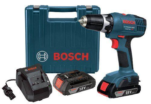 Reviewed: Bosch DDB180-02 Cordless Drill & Driver Kit