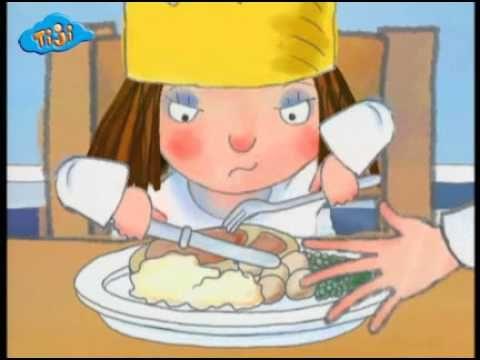 Histoire jeunesse : La soupe à la grimace - YouTube