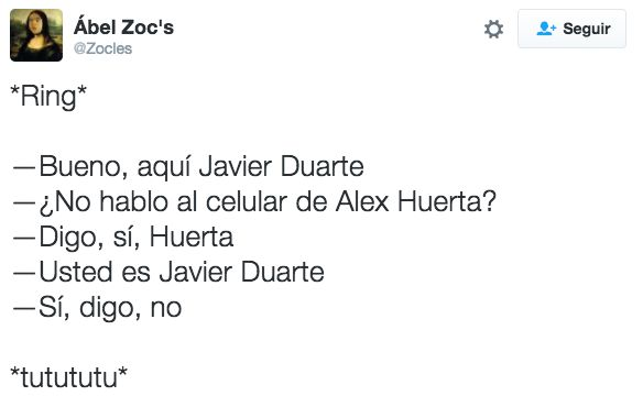 Estos son los 15 mejores chistes sobre el pasaporte falso de Javier Duarte