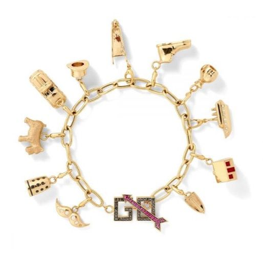 Game Night: a holiday jewellery capsule for Net-A-Porter by Alison Lou captures the charm of Hasbro classics: Monopoly, Twister & Mr Potato Head