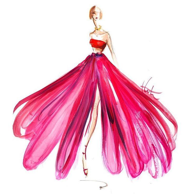 517 mejores imágenes de My Style en Pinterest   Bocetos de moda ...