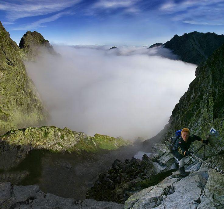 Morze chmur w górach, czyli 10 najciekawszych inwersji jakie fotografowałem w górach Europy.   Karol Nienartowicz Mountain Photographer