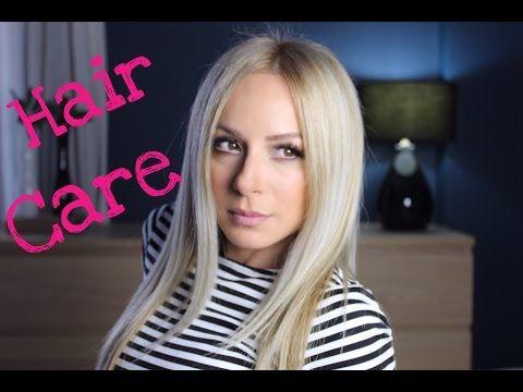Περιποίηση μαλλιών/hair care/notamakeup - YouTube