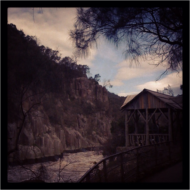 Tasmania: Cataract Gorge Launceston