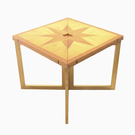 Esstisch ausziehbar holz metall  Holz Esstisch Ausziehbar at Beste von Wohnideen Blog