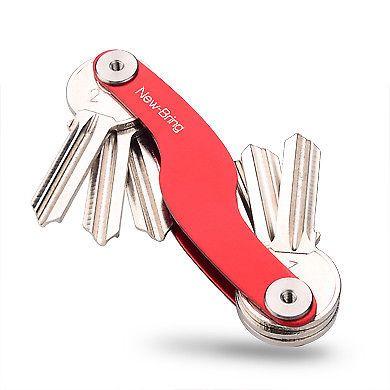 Car Key Holder Chain Smart Key Wallets Ring Collector Pocket key Organizer   eBay
