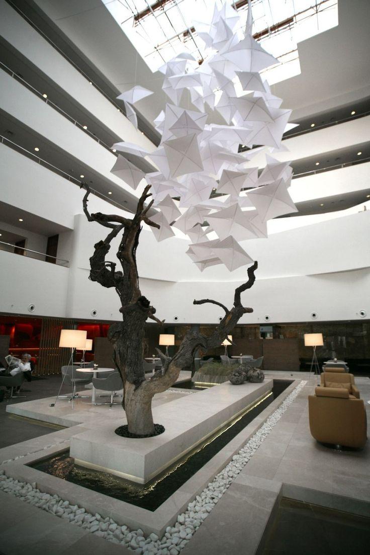 Amazing Radisson Hotel LobDesign by Design by