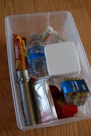 Preparing for a Tornado and Creating a Mini Emergency Kit - Little House on the Prairie Living