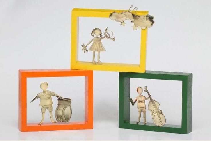Γλυπτά της Λουίζας Δημητρίου, αποκλειστικά για το M Shop – To Κατάστημα του Μεγάρου