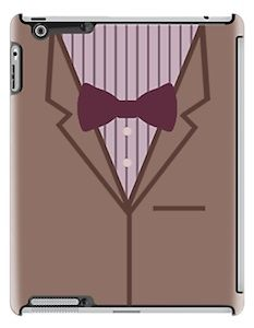 Doctor Who 11th Doctor Costume iPad Case